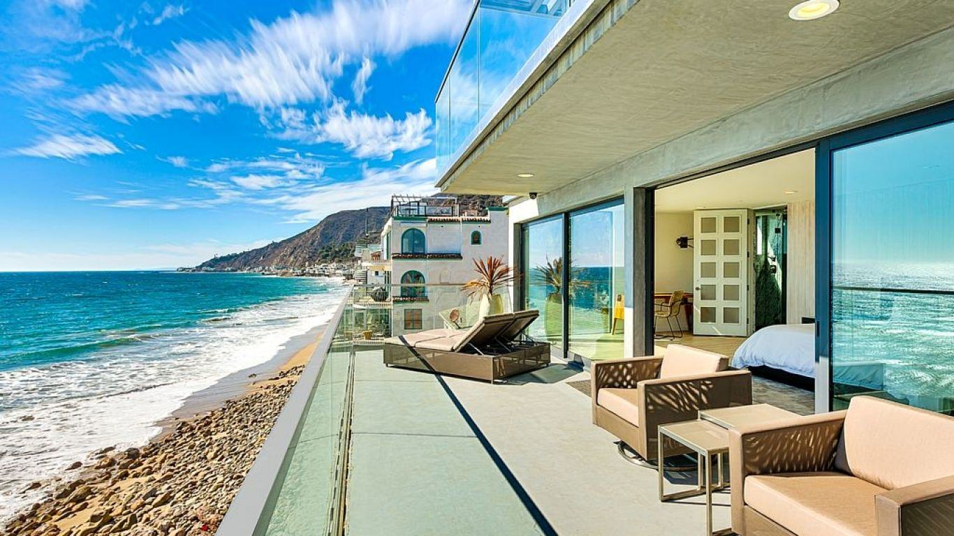 Villa Arianna, Malibu, Los Angeles, USA