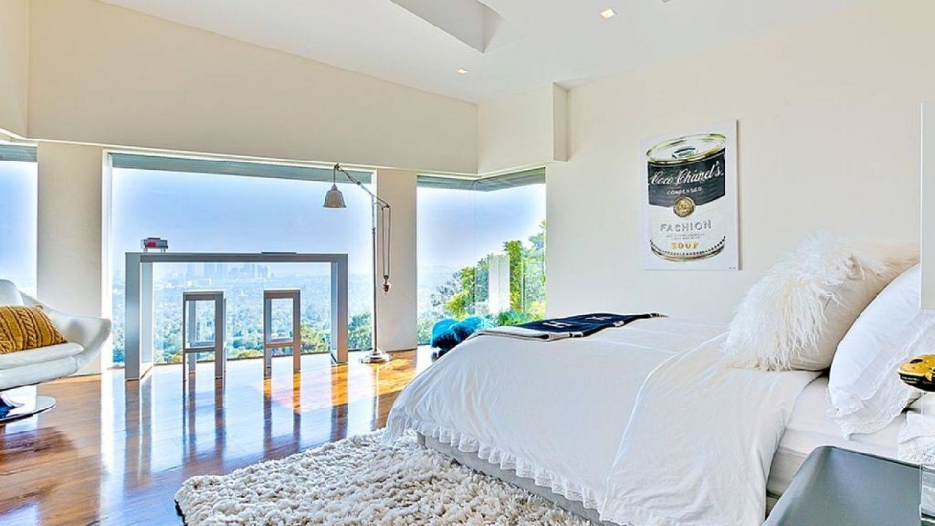 Villa Emma, Hollywood Hills, Los Angeles, USA