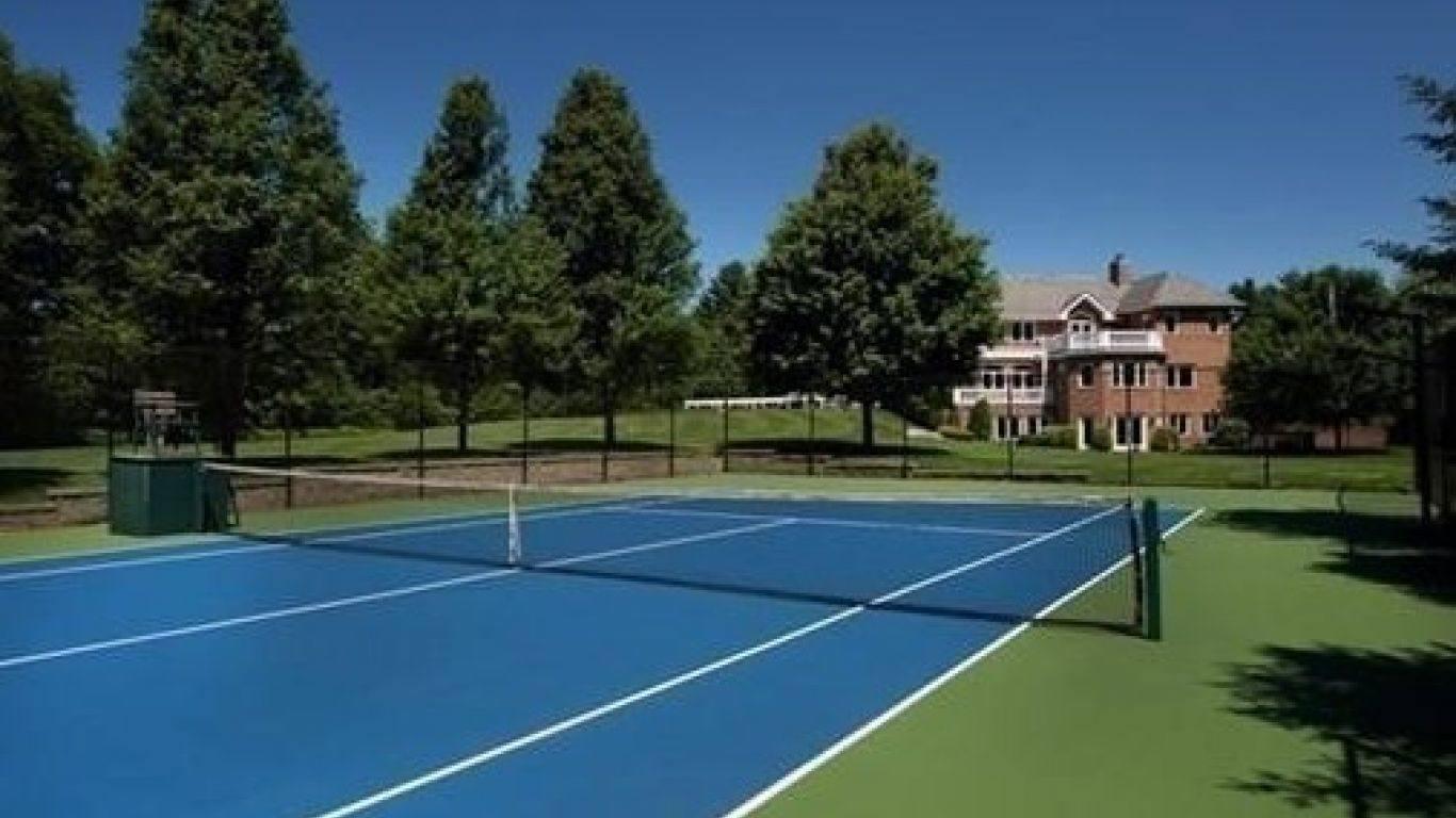 Villa Erin, Weston, Boston, USA