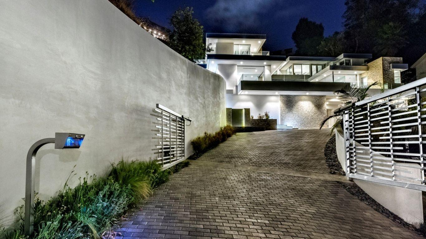 Villa Liliana, Beverly Hills, Los Angeles, USA