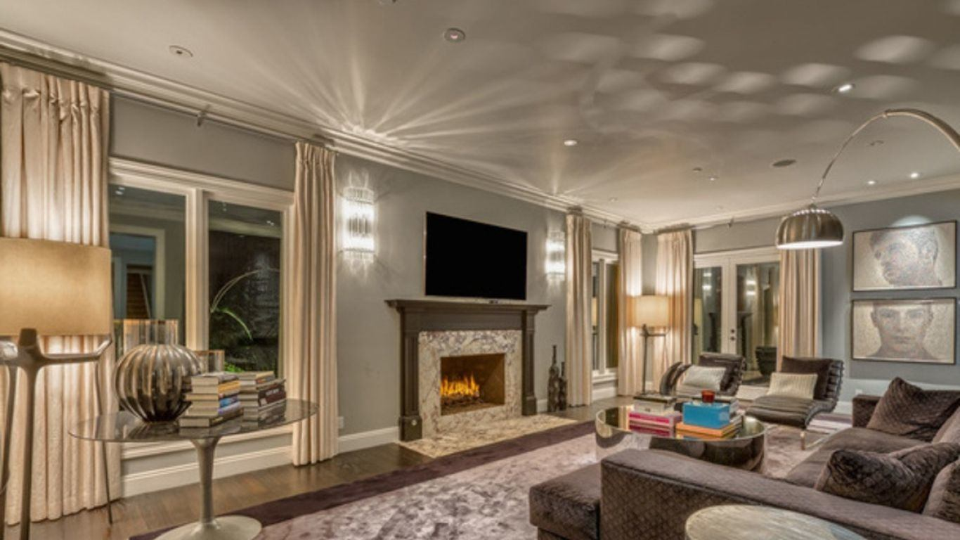 Villa Estelle, Hollywood Hills, Los Angeles, USA