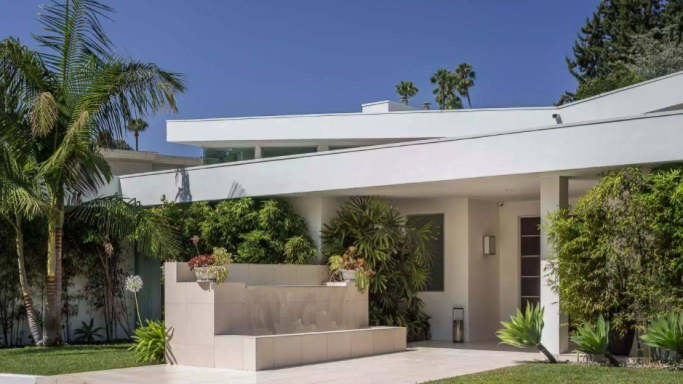Villa Kenzie, Beverly Hills, Los Angeles, USA