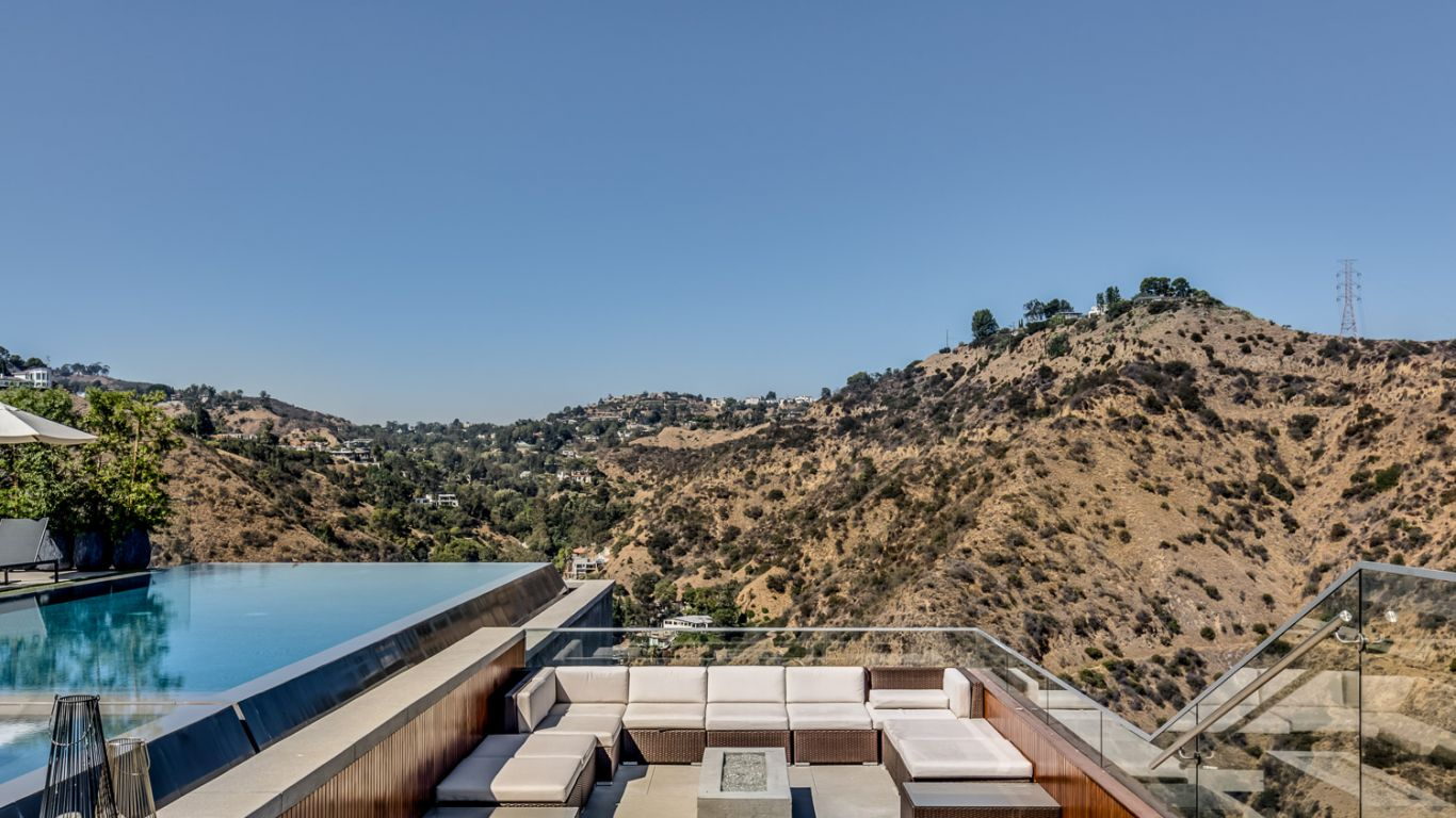 Villa Xanadu, Hollywood Hills, Los Angeles, USA