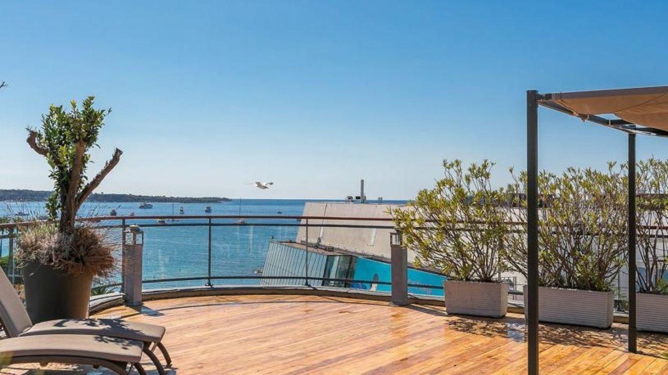 Penthouse Morgan, Cannes, Cannes, France