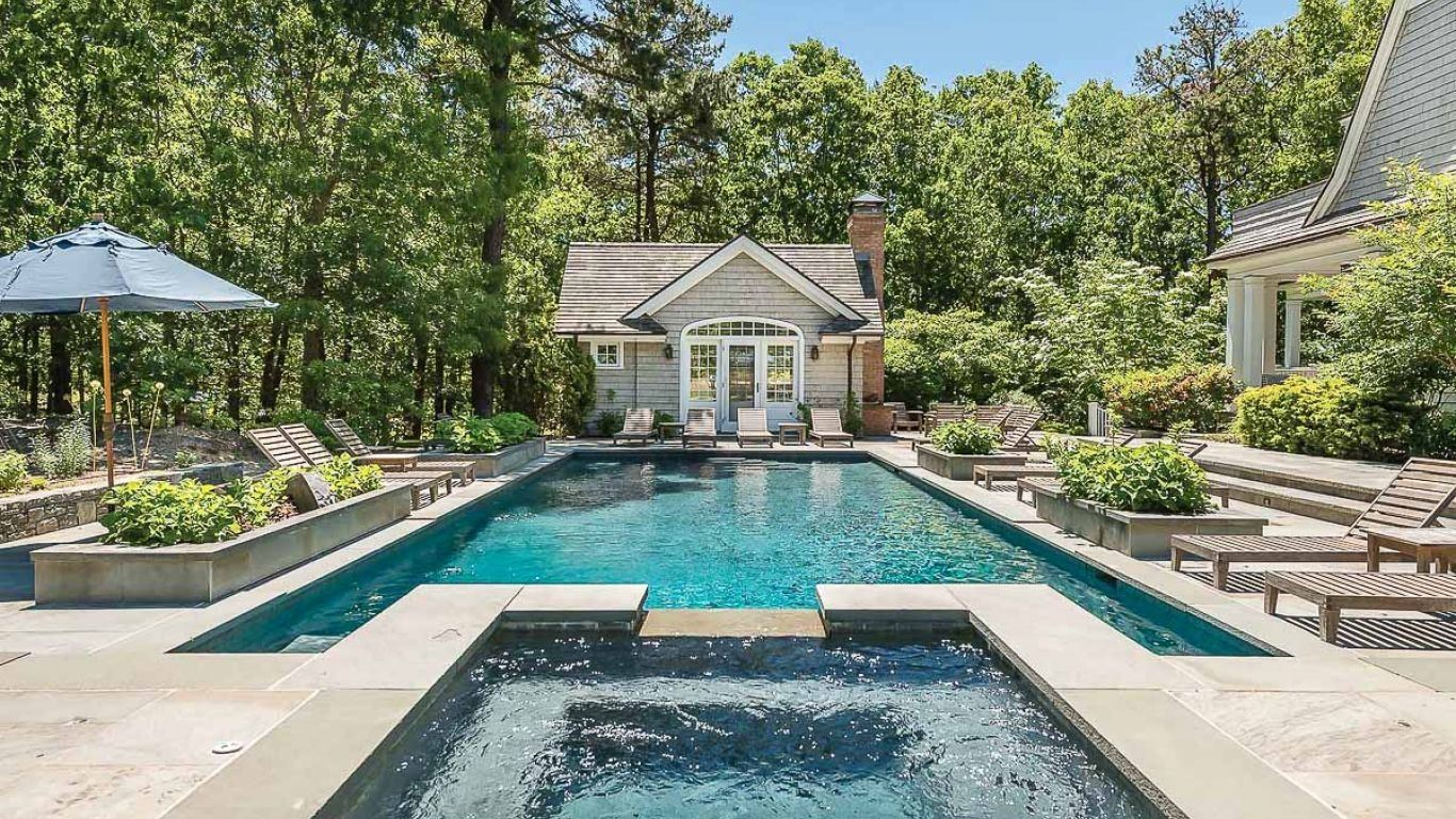 Villa Zarina, Water Mill, Hamptons, USA