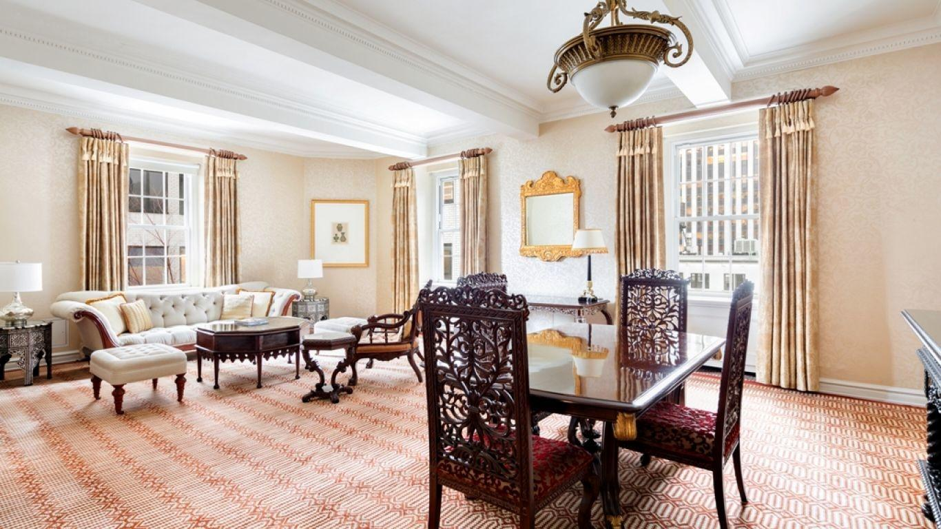 Pierre Suite A, Central Park South, New York, USA