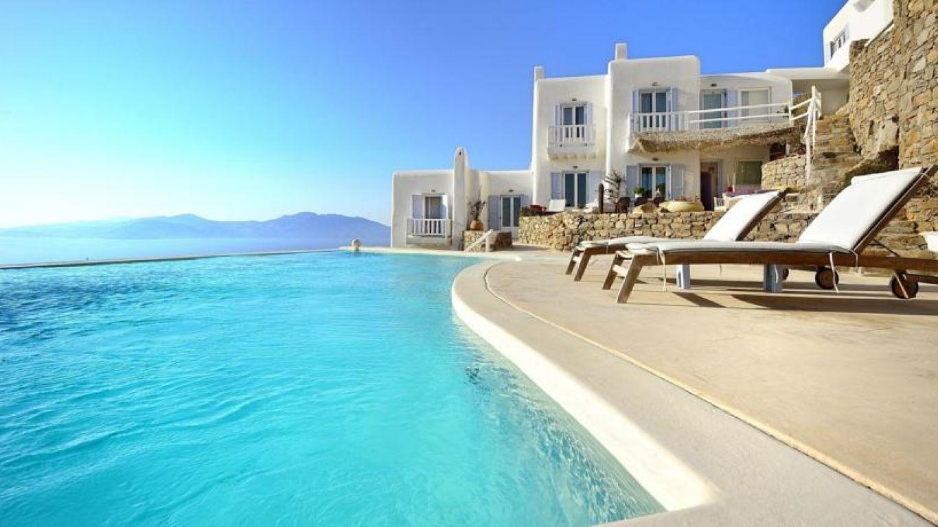 Villa Laura, Fanari, Mykonos, Greece