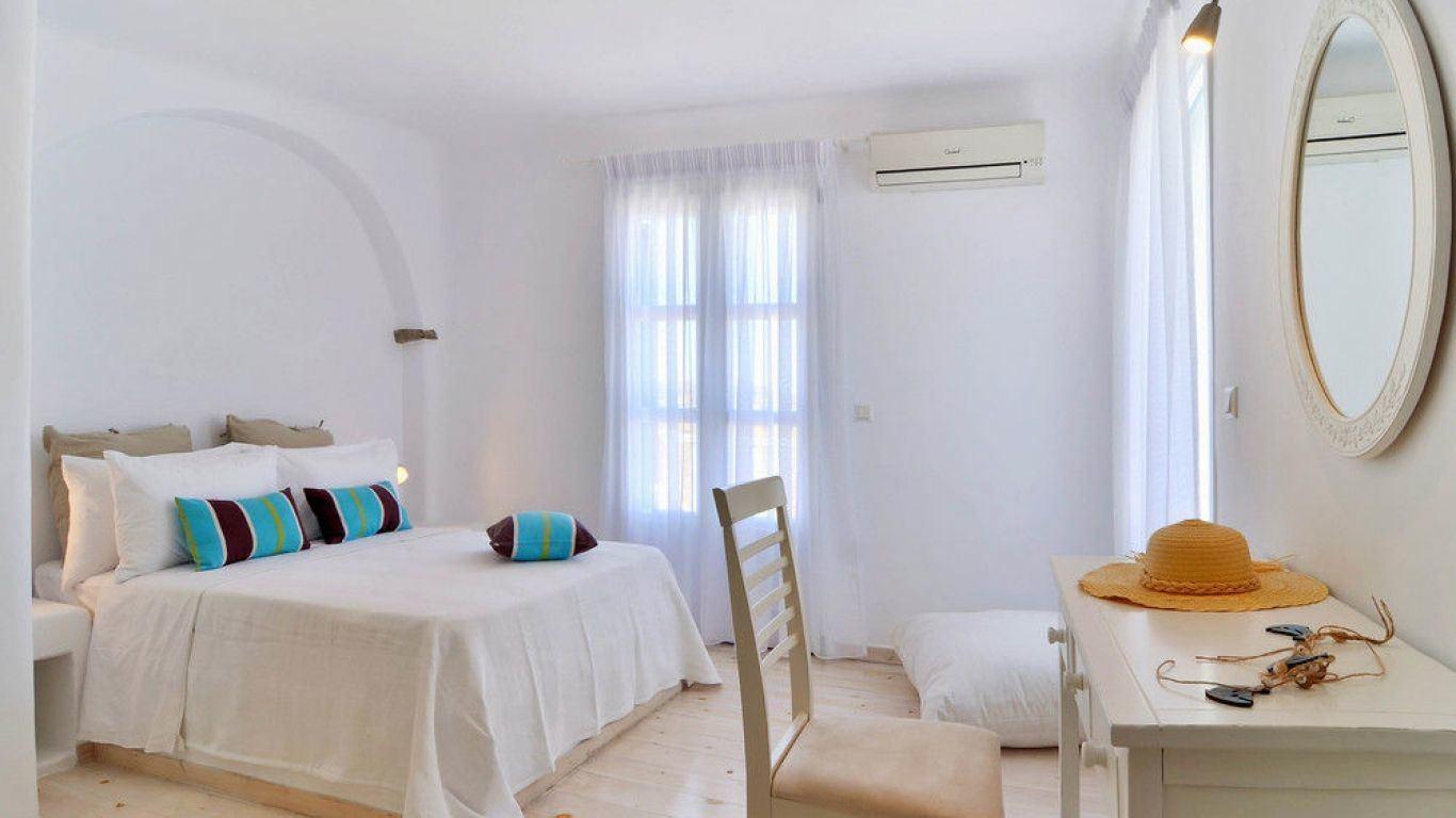 Villa Amelie, Psarou Beach, Mykonos, Greece