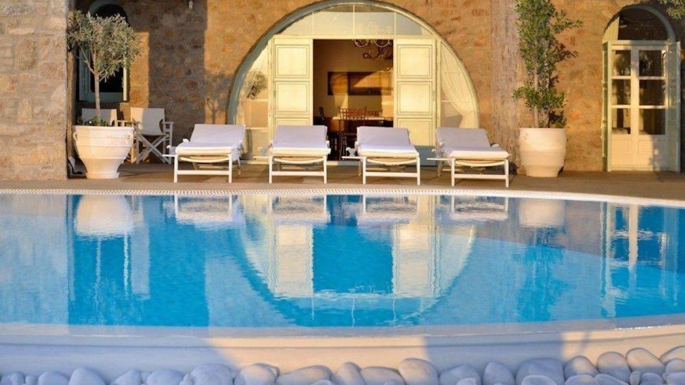 Villa Amina, Agios Ioannis, Mykonos, Greece