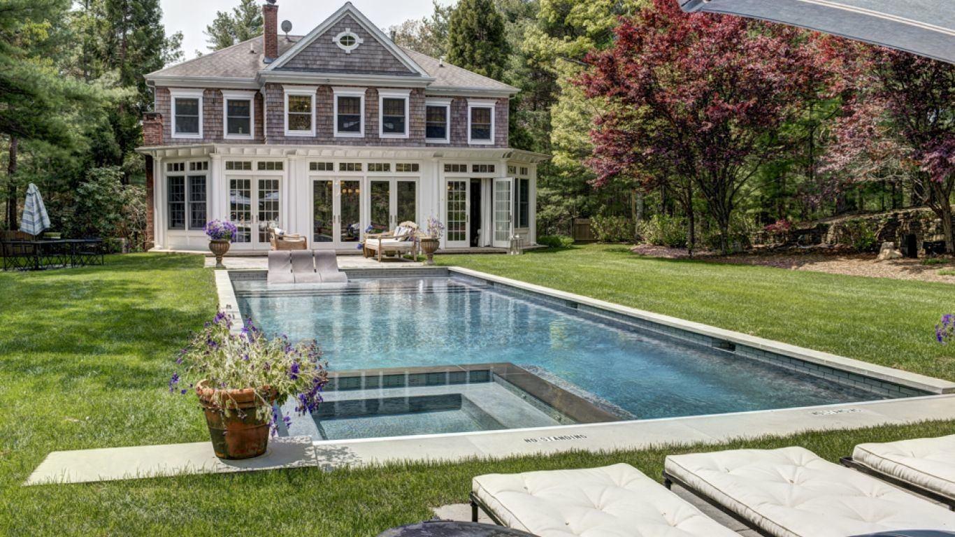 Villa Josephine, East Hampton, Hamptons, USA