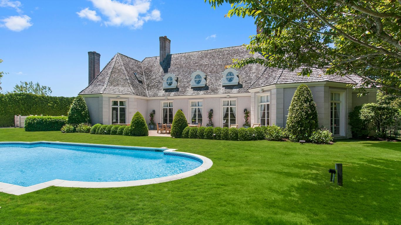 Villa Paula, Bridgehampton, Hamptons, USA