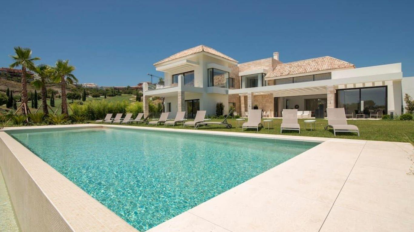 Villa Meribel, Benahavis, Marbella, Spain