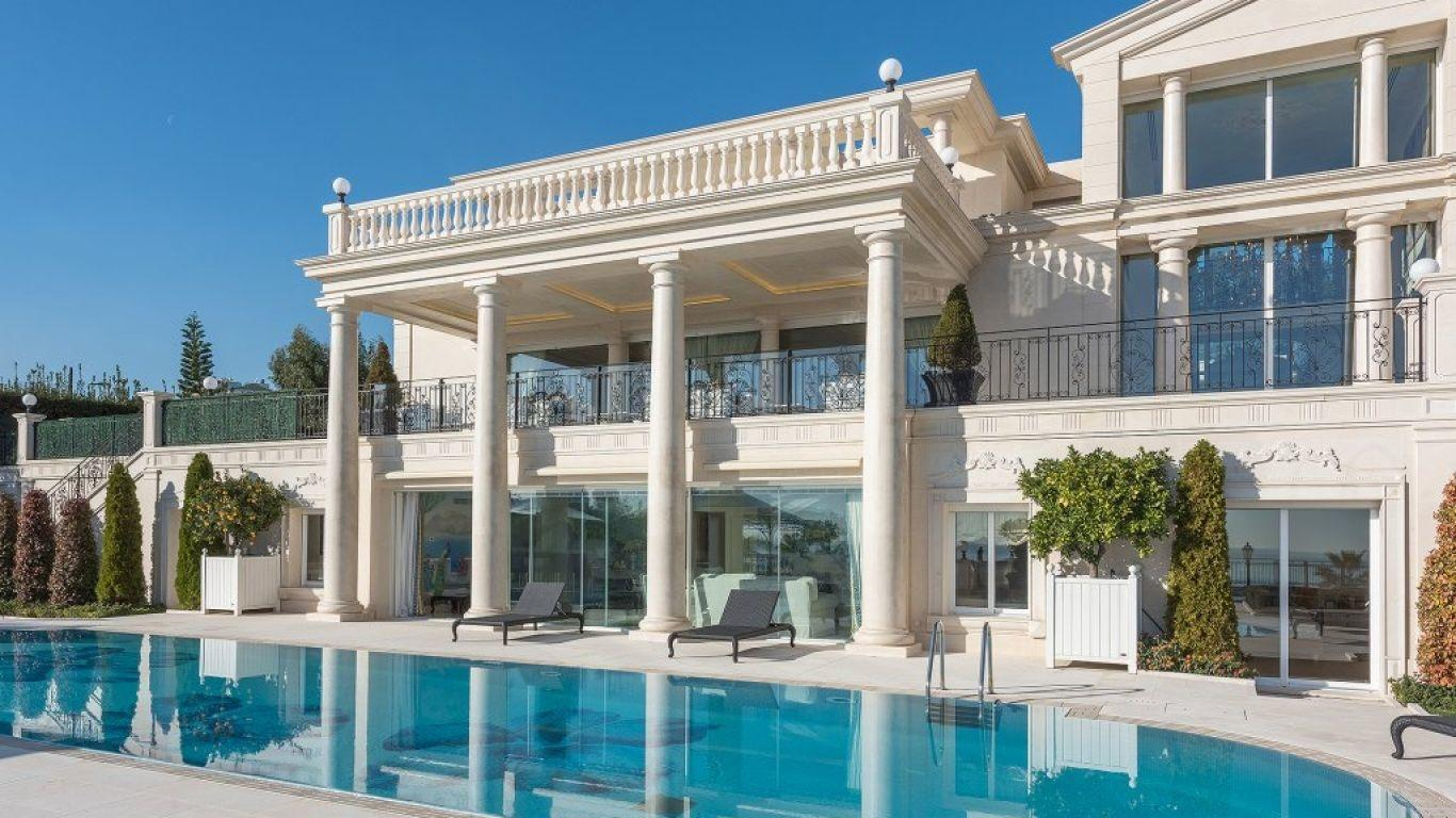 Villa Arcadia, Vallauris, Cannes, France