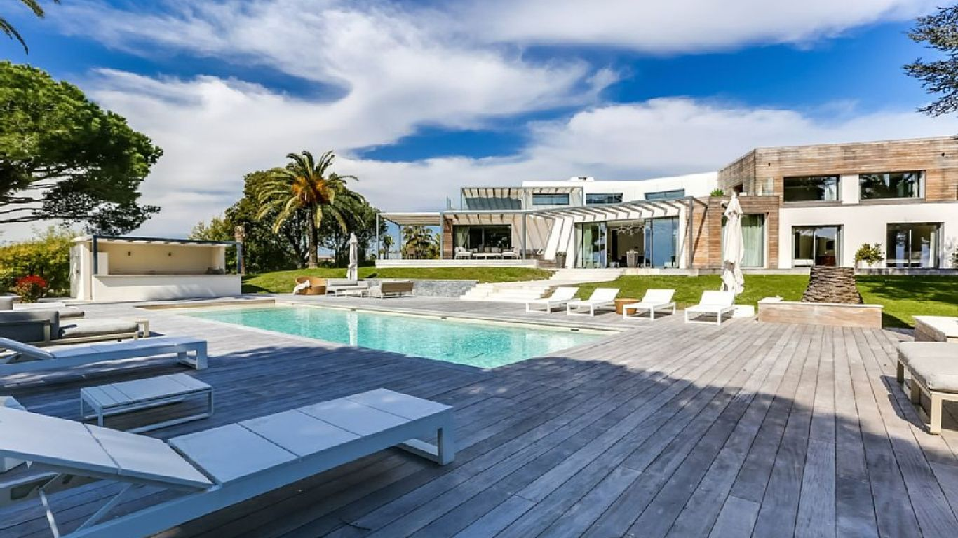 Villa Victoria, Super Cannes, Cannes, France