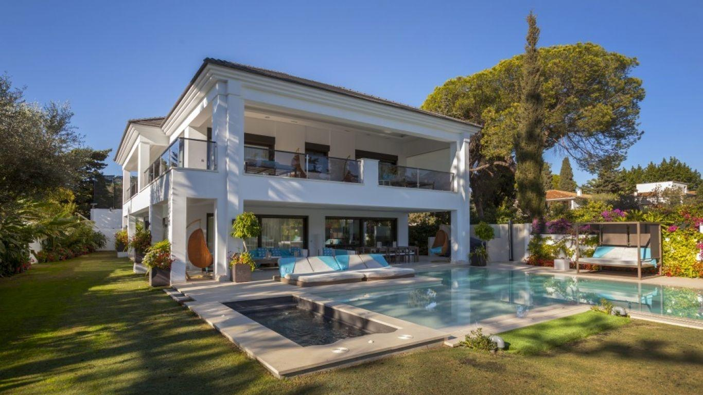 Villa Catarina, Marbella Golden Mile, Marbella, Spain