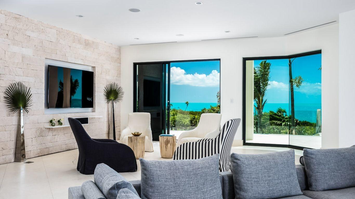 Villa Zarina, Long Bay, Turks and Caicos, Turks and Caicos Islands