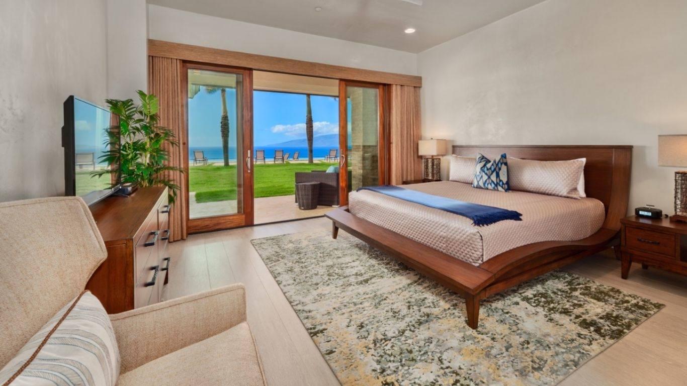 Villa Matilda, Lahaina, Maui, USA