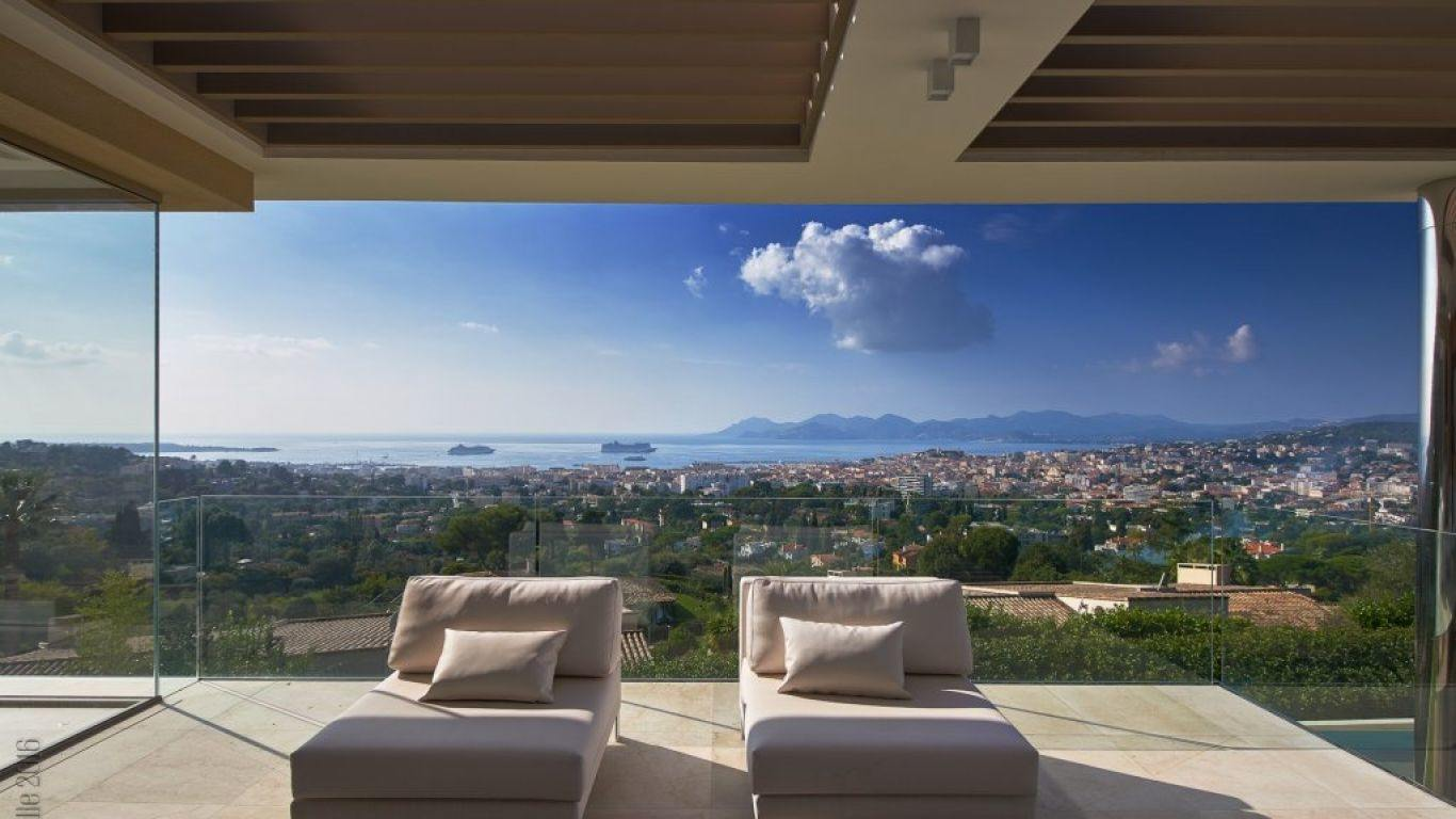 Villa Melody, Californie, Cannes, France