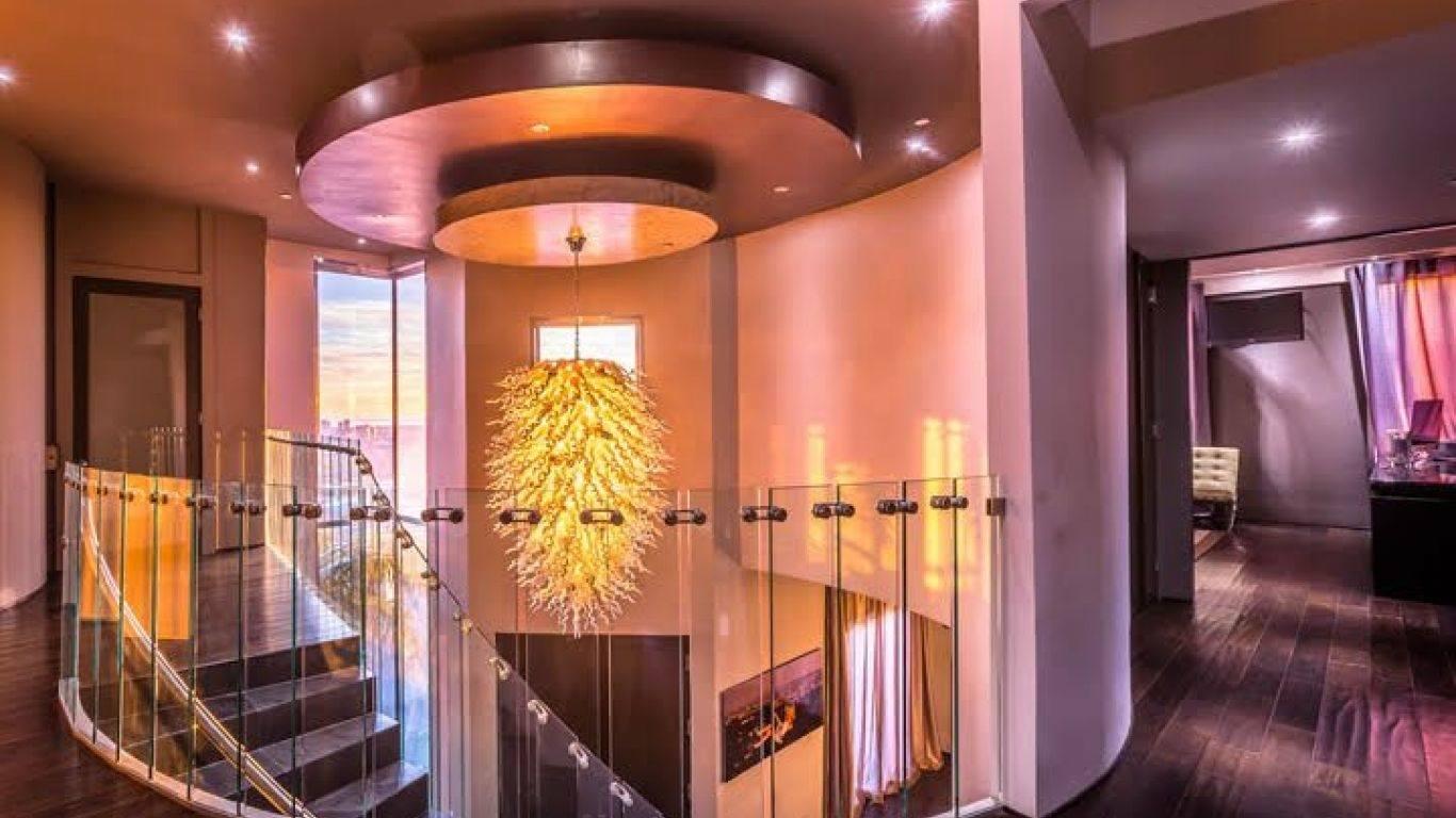 Villa Desiree, Hollywood Hills, Los Angeles, USA
