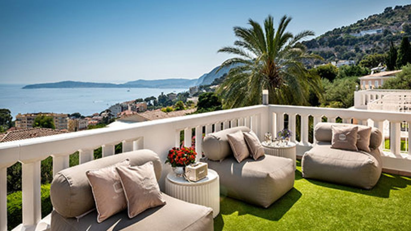 Villa Desiree, Cap d'Ail , Monaco, France