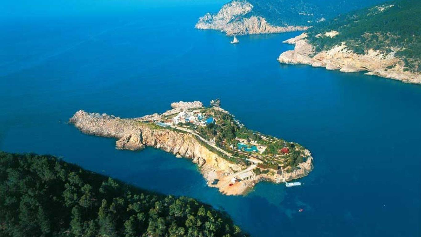 Island De Sa Ferradura, Island de sa Ferradura, Private Islands, Spain