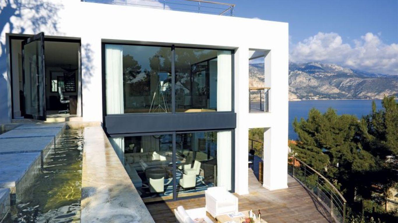Villa Kimia, Saint-Jean-Cap-Ferrat, Monaco, France