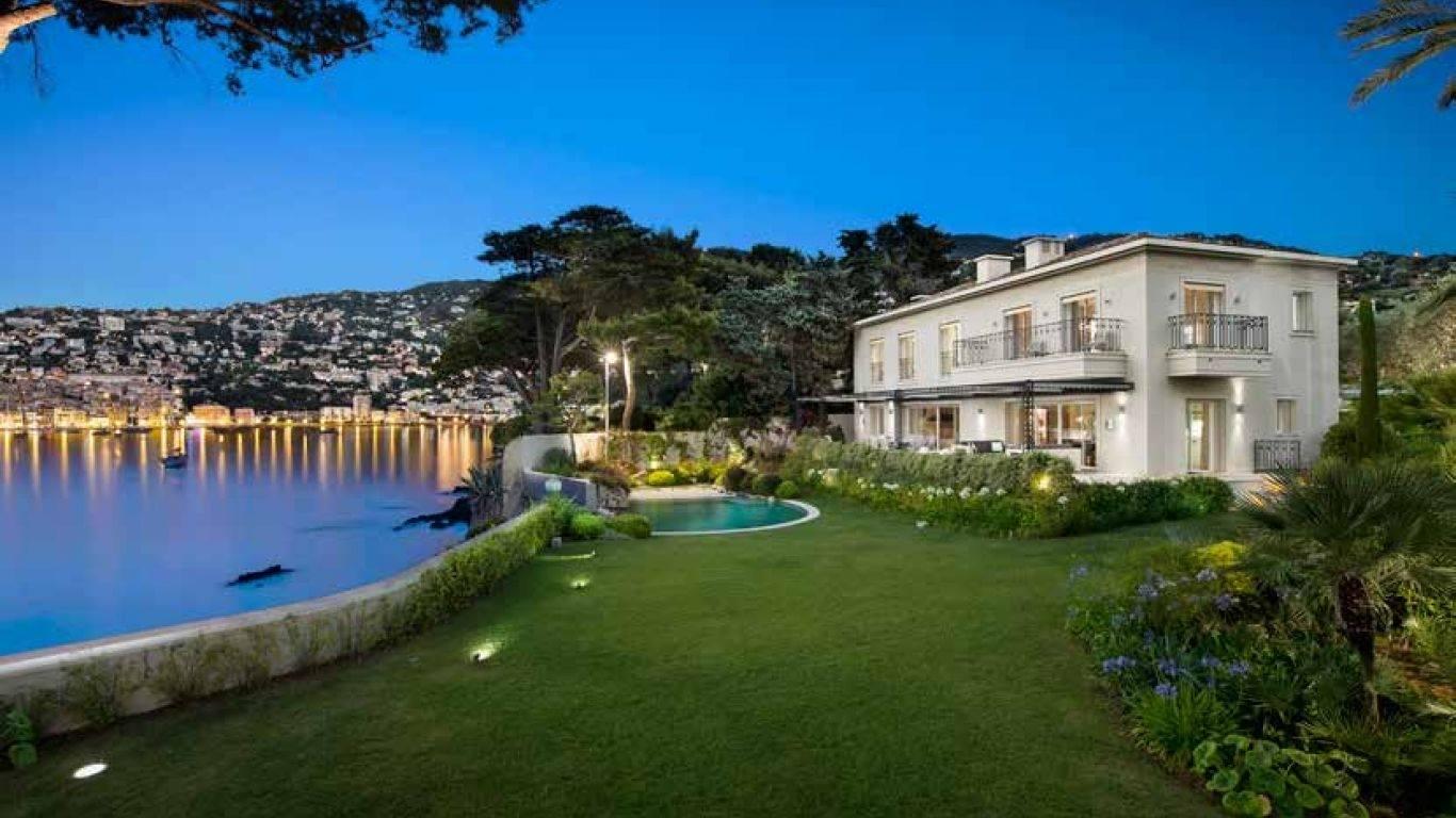Villa Bella, Saint-Jean-Cap-Ferrat, Monaco, France