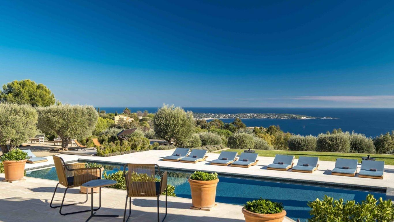 Villa Meredith, Super Cannes, Cannes, France