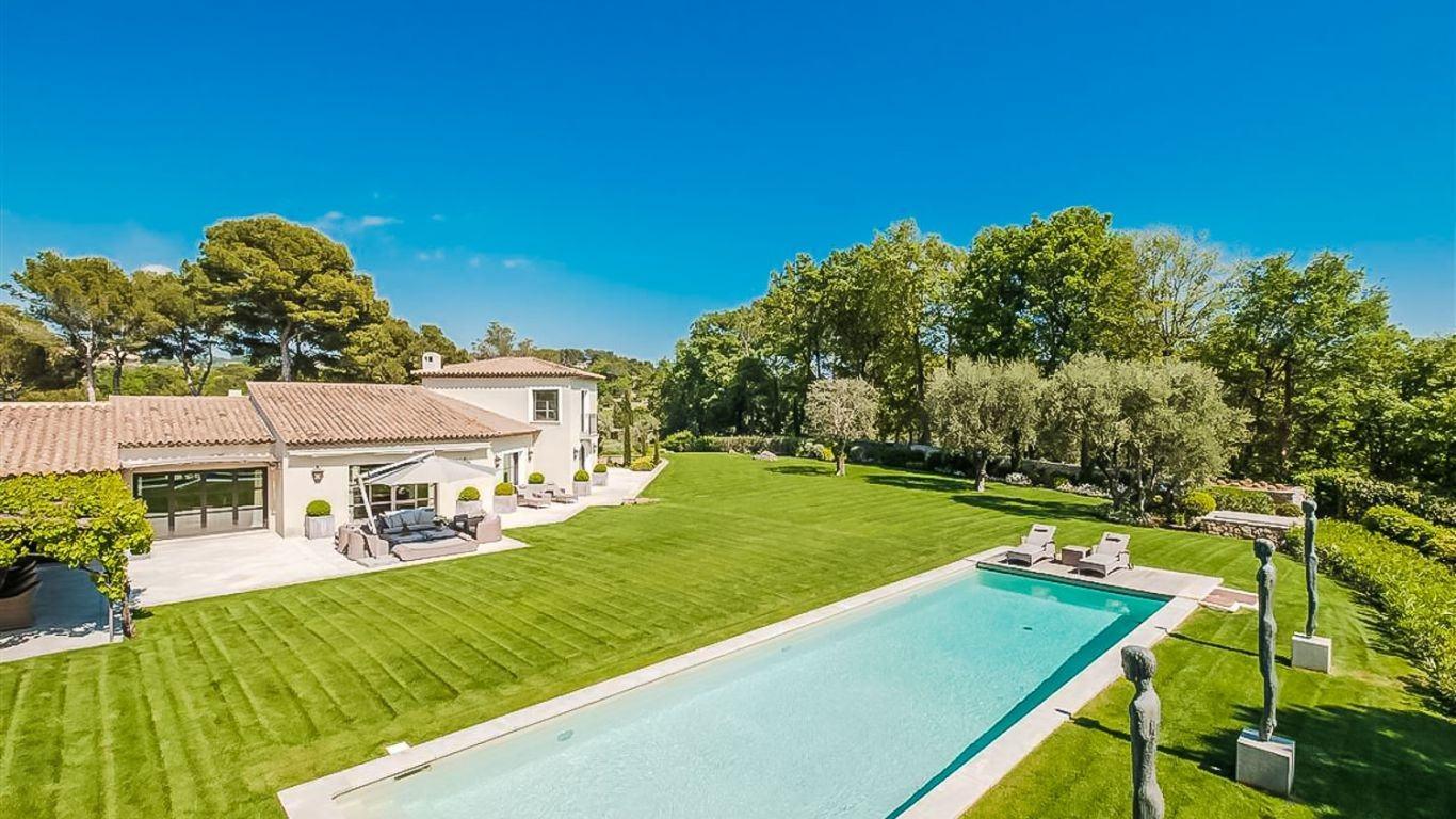 Villa Bernadette, Mougin, Cannes, France