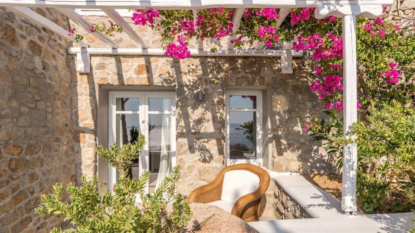 Villa Melanie, Agios Ioannis, Mykonos, Greece