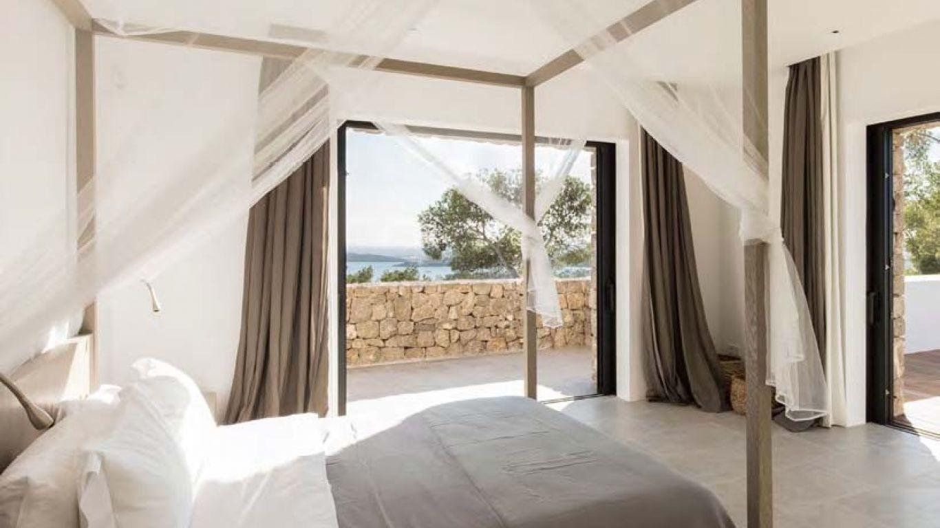 Villa Griselda, Cap Martinet, Ibiza, Spain
