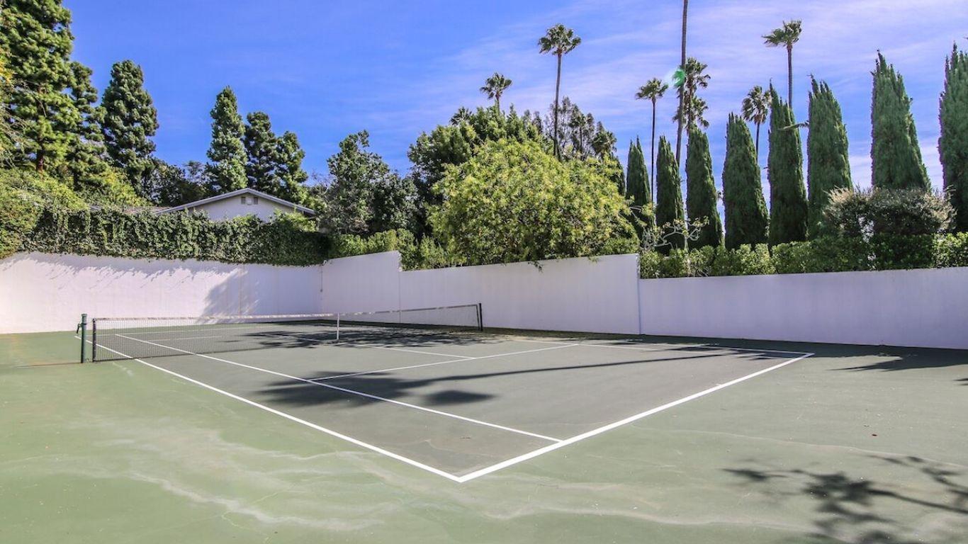 Villa Evangelina, Beverly Hills, Los Angeles, USA