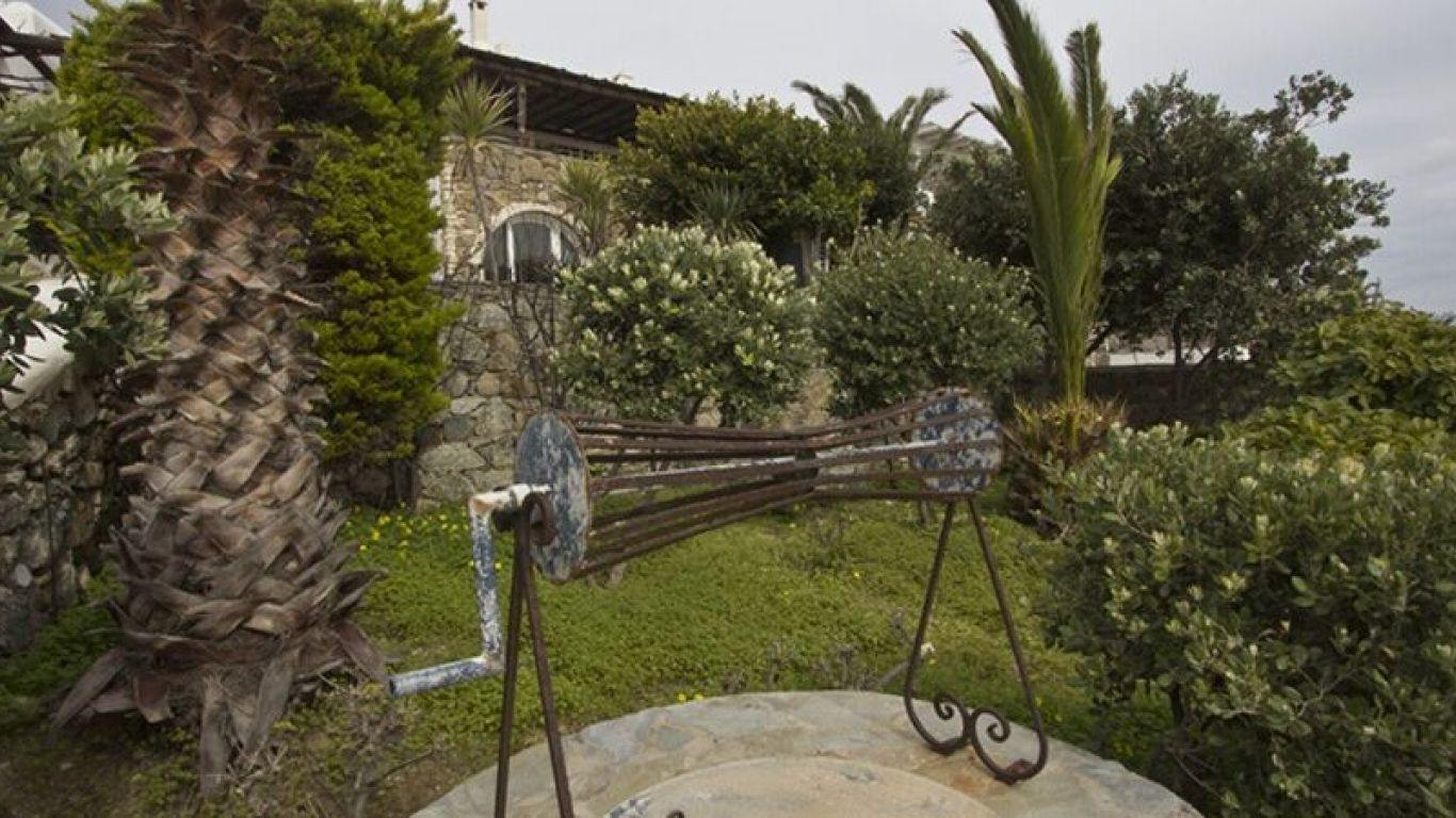 Villa Alana, Aleomandra, Mykonos, Greece