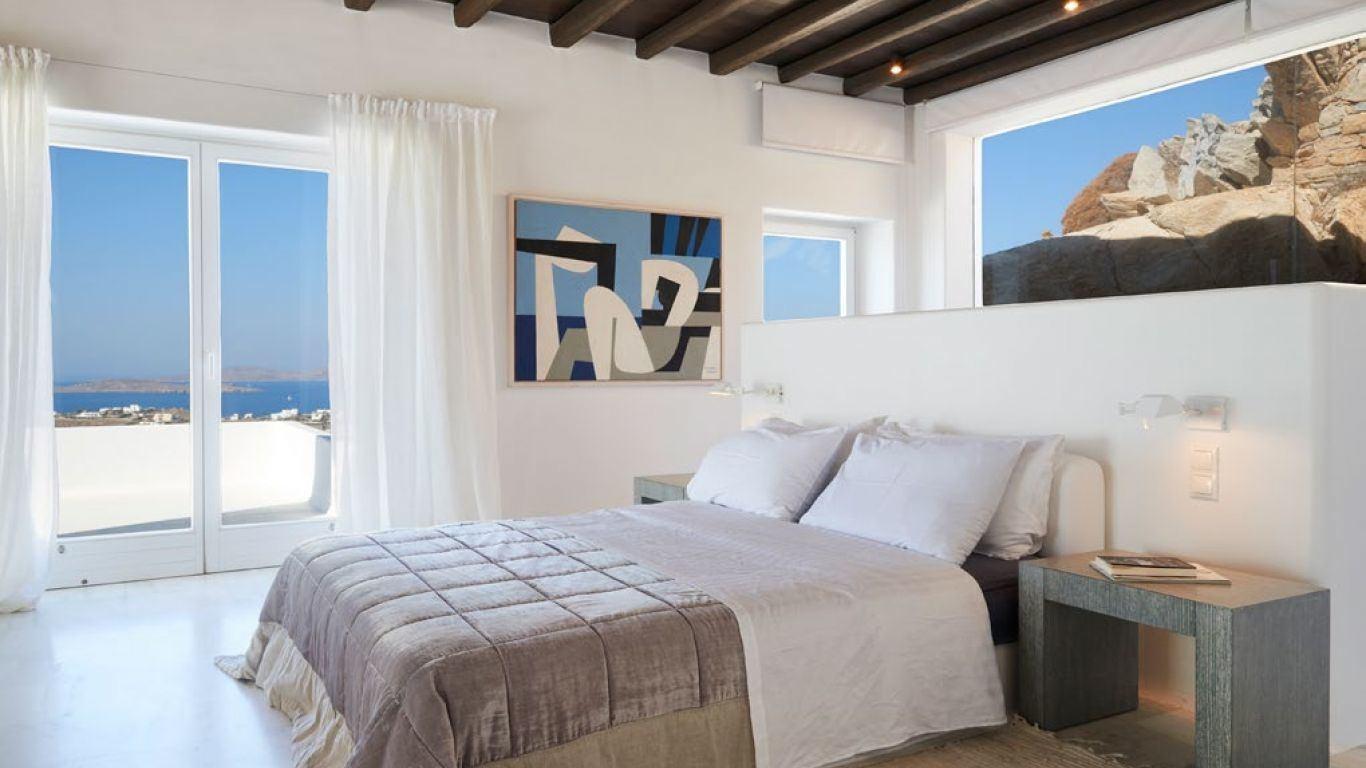 Villa Faina, Agios Lazaros, Mykonos, Greece