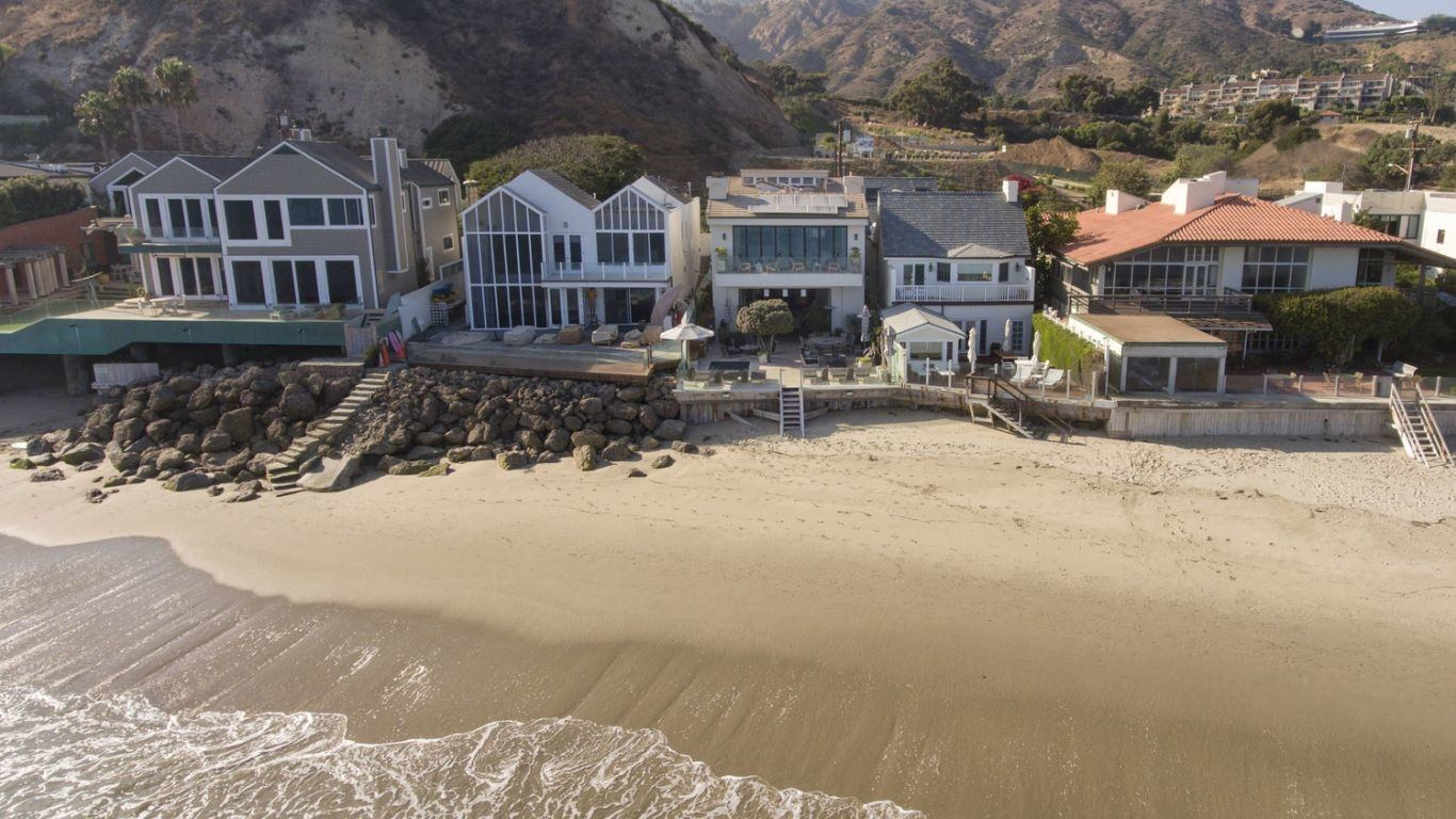 Villa Lolita, Malibu, Los Angeles, USA
