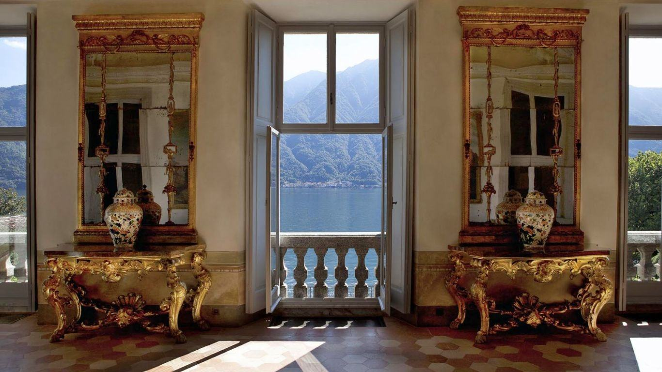 Villa Milena, Ossuccio, Lake Como, Italy