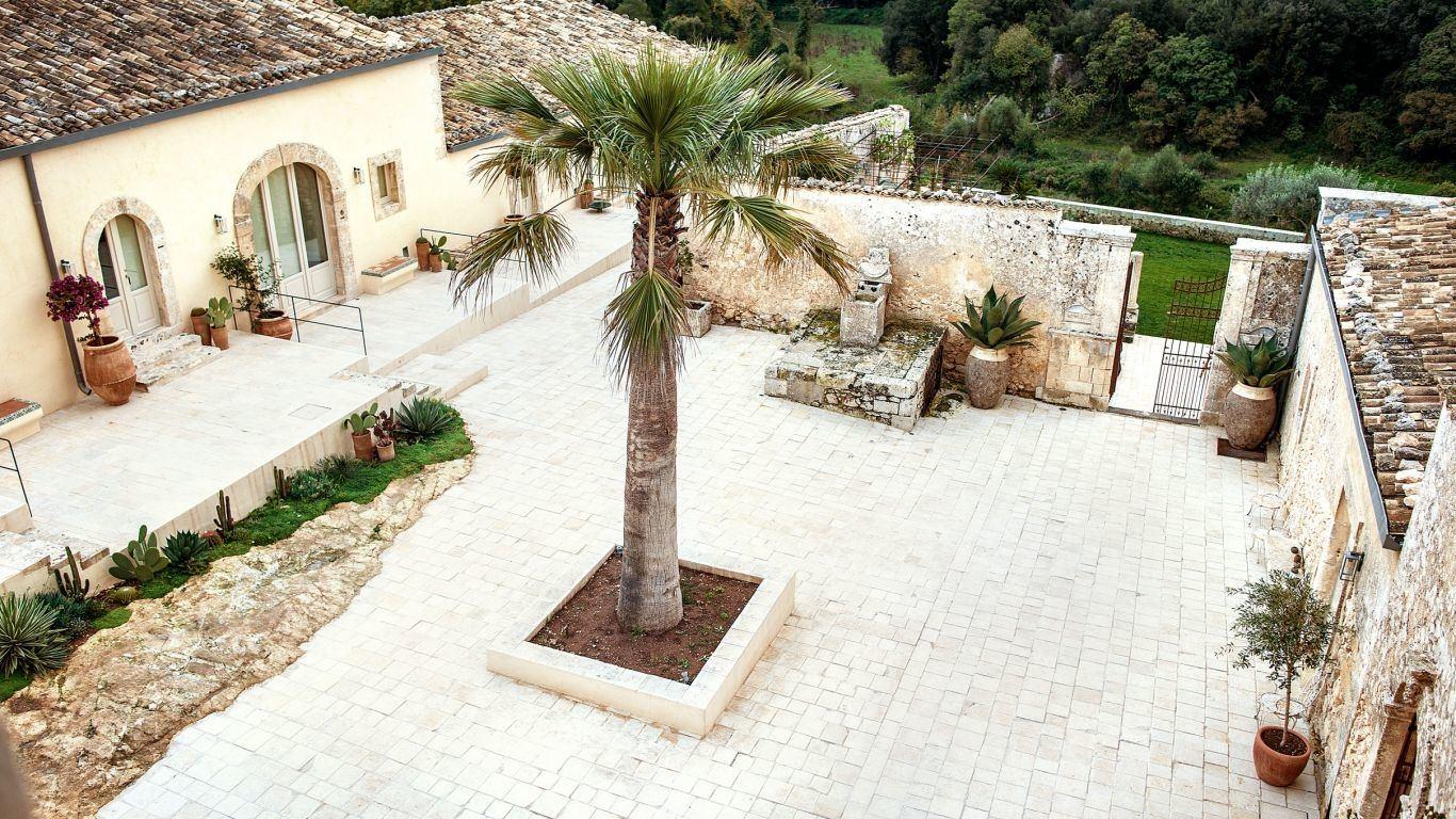 Villa Valeria, Noto, Sicily, Italy