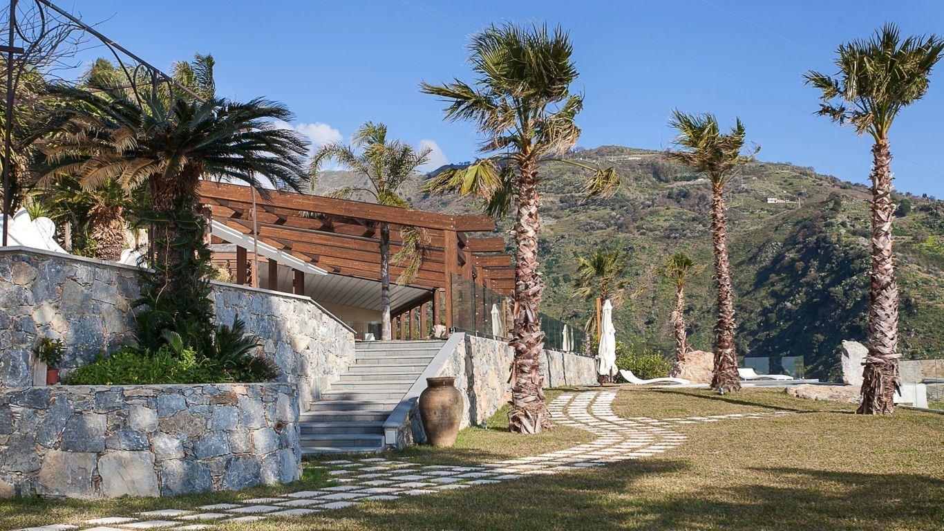 Villa Tatiana, Itala, Sicily, Italy
