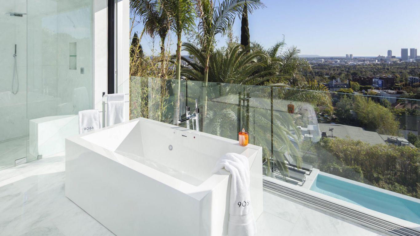 Villa Daphne, Hollywood Hills, Los Angeles, USA