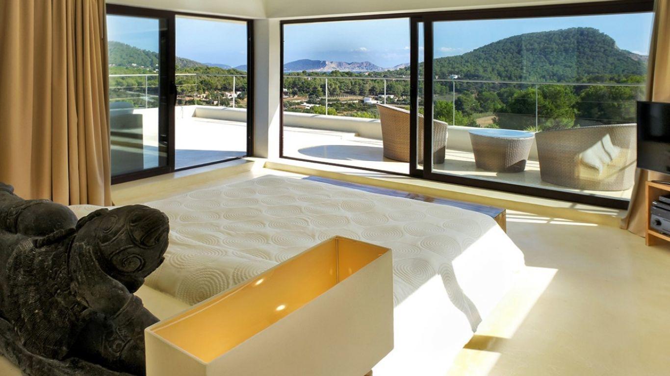 Villa Annalisa, Cala Jondal, Ibiza, Spain