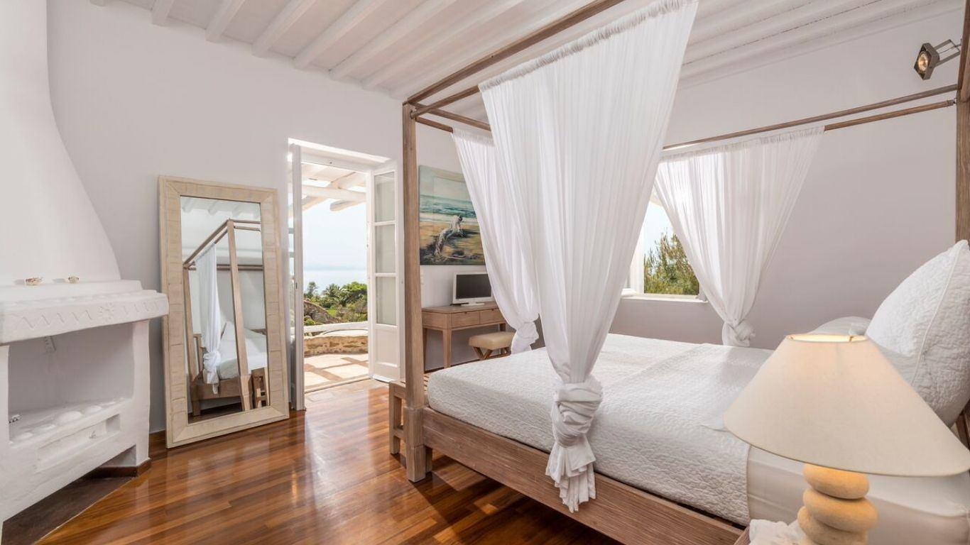 Villa Demetra, Kounoupas, Mykonos, Greece