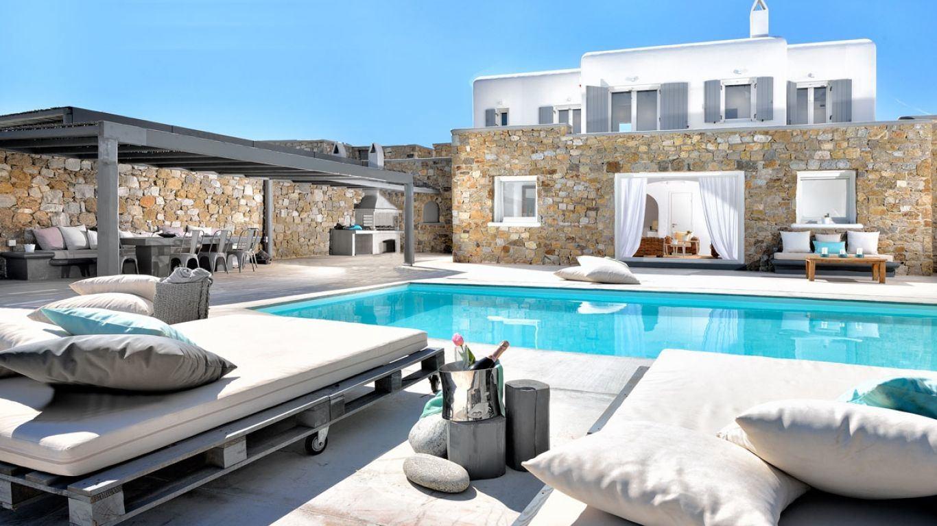 Villa Marcela 2, Kanalia, Mykonos, Greece