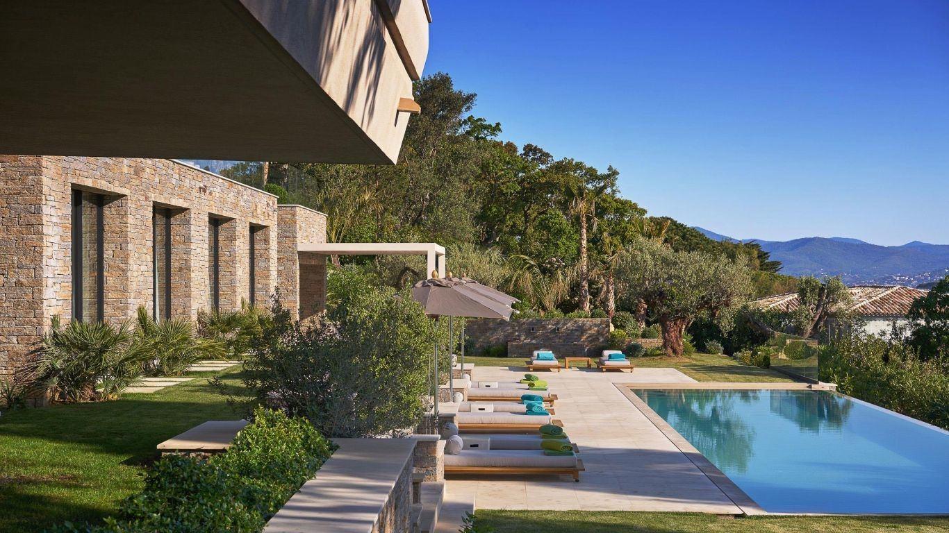 Villa Clarissa, St. Tropez, St. Tropez, France