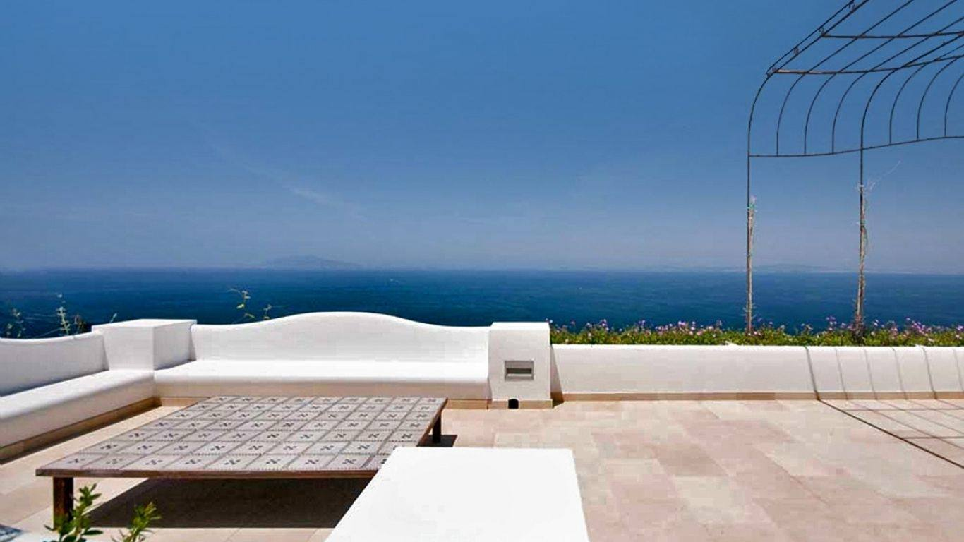 Villa Vanessa, Anacapri, Capri, Italy
