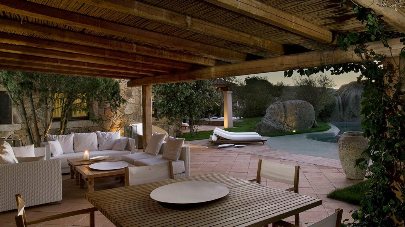 Villa Angela, Porto Cervo, Sardinia, Italy