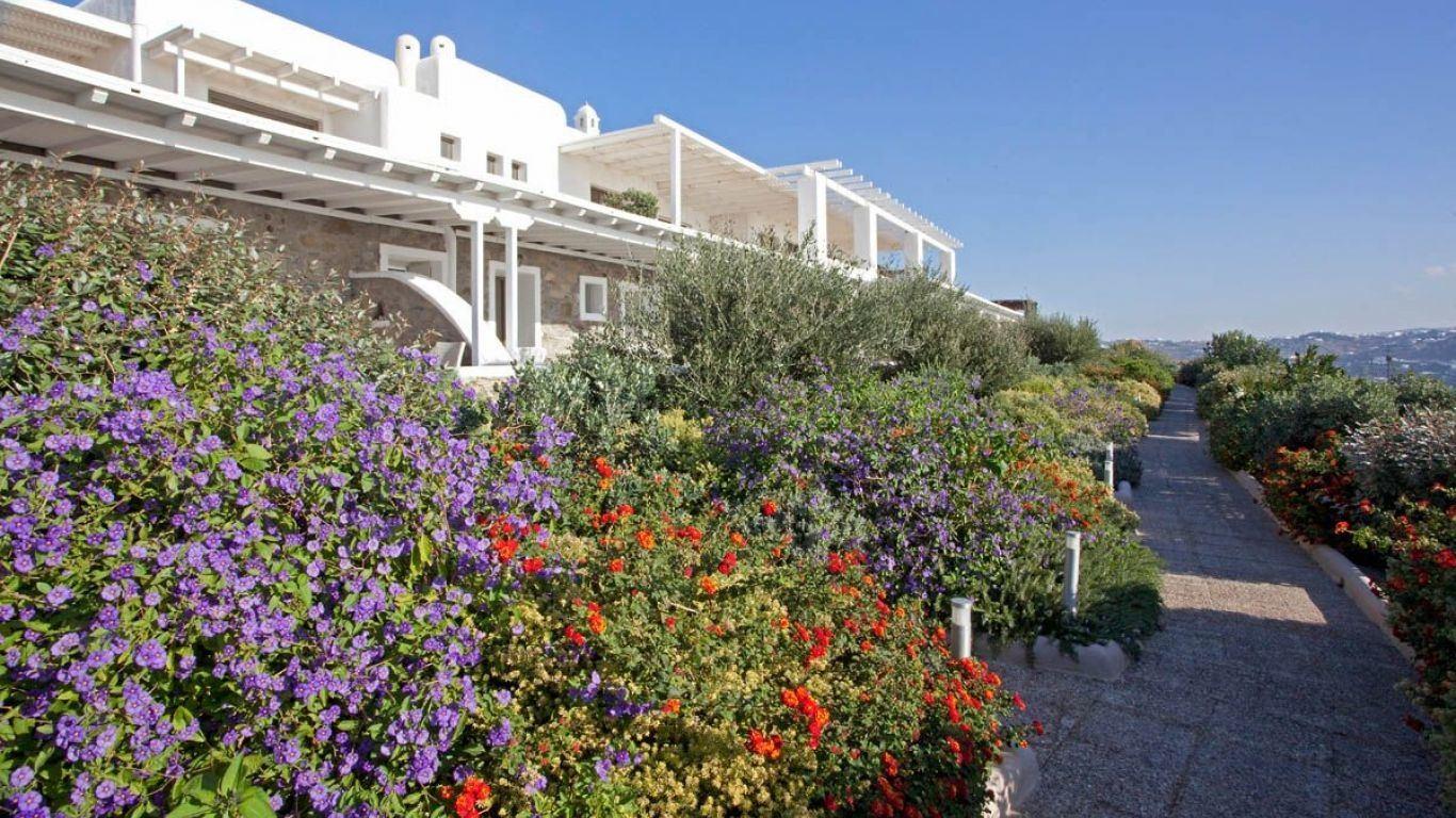 Villa Arina, Aleomandra, Mykonos, Greece