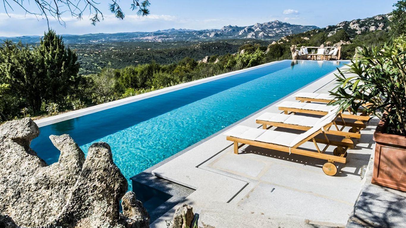 Villa Victoria, Olbia-Tempio, Sardinia, Italy