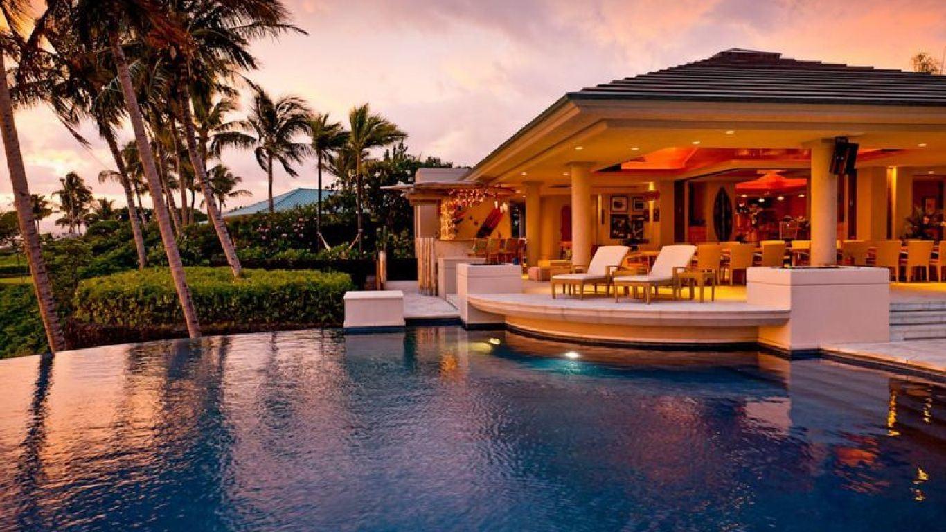 Villa Haunani, Hapuna Beach, Big Island, USA