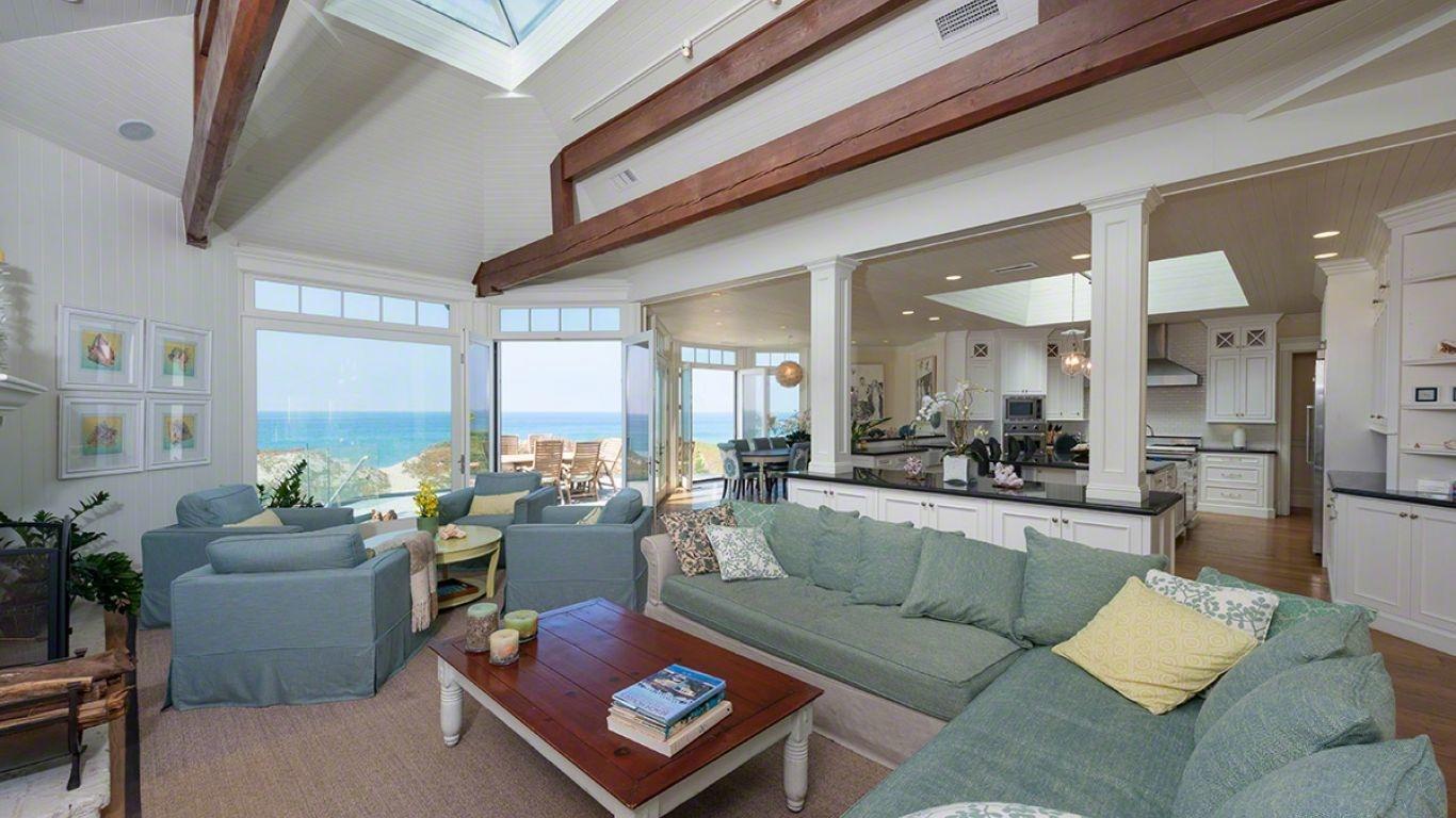 Villa Mila, Malibu, Los Angeles, USA