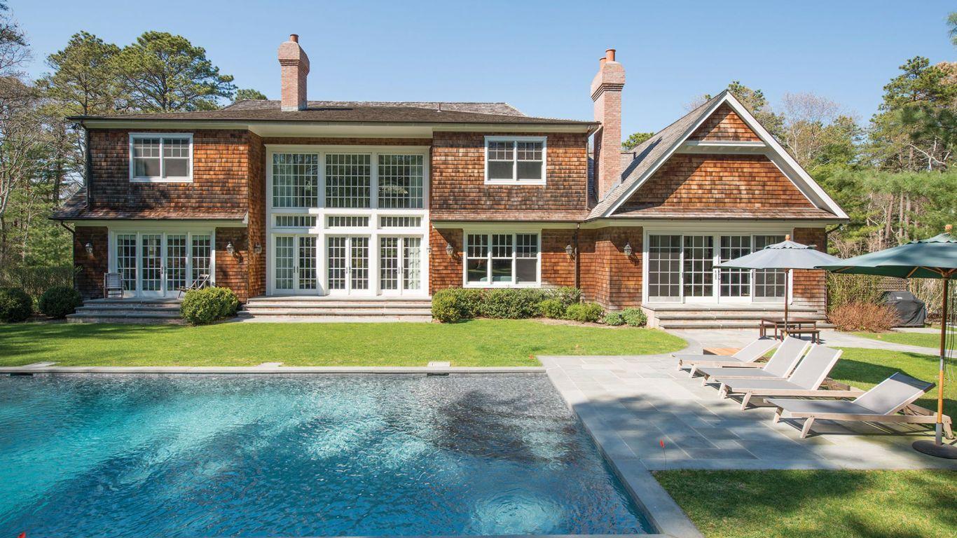 Villa Priscilla, East Hampton, Hamptons, USA